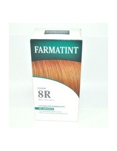 FARMATINT 8R RUBIO CLARO COBRIZO 130 ml.