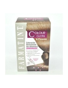 FARMATINT COLOUR GLOSS 6.7 ALMENDRA