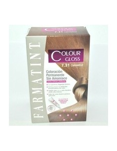 FARMATINT COLOUR GLOSS 7.31 CARAMELO