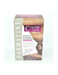 FARMATINT COLOUR GLOSS 8.74 CANELA