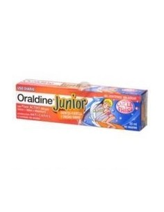 ORALDINE JUNIOR GEL DENTÍFRICO 50ML