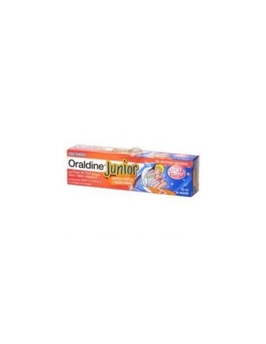 ORALDINE JUNIOR GEL DENTIFRICO 50ML.