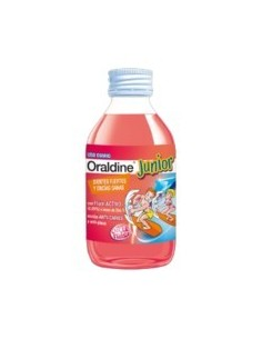 ORALDINE JUNIOR 400ML.