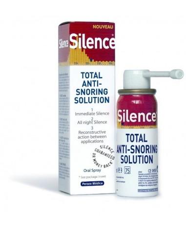 SILENCE AEROSOL ANTIRONQUIDOS