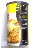 SIKEN DIET TORTILLA DE QUESO 400 GR