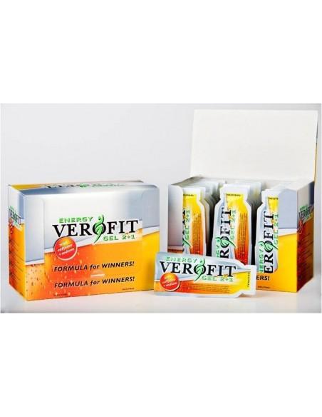VEROSPORT ENERGY GEL 2+1 18 SOBRES
