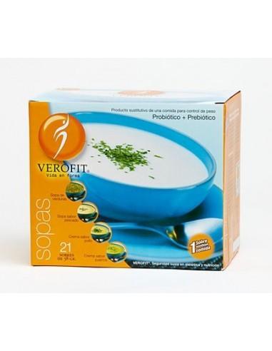 VEROFIT SOPA DE VERDURA 21 SOBRE