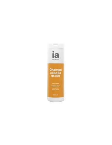 INTERAPOTHEK CHAMPU CABELLO GRASO 400 ML
