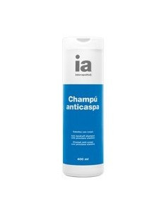 INTERAPOTHEK CHAMPÚ ANTICASPA 400ML
