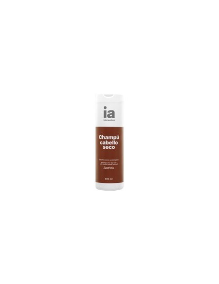 INTERAPOTHEK CHAMPÚ CABELLOS SECOS 400ML