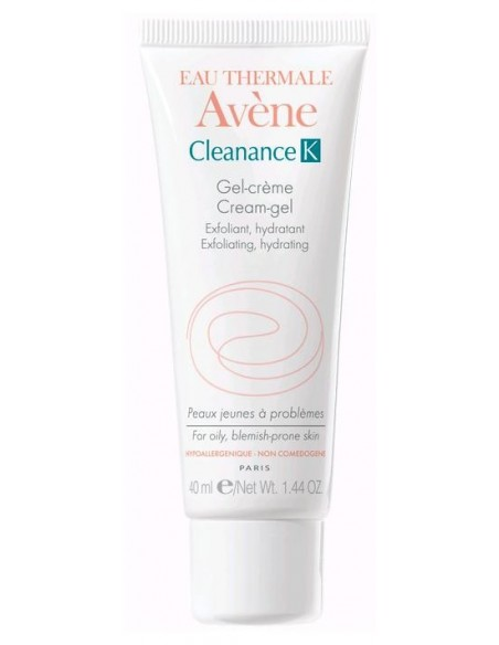 AVENE CLEANANCE K GEL CREMA ACNE 40ML