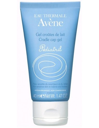 AVENE PEDIATRIL GEL COSTRA LACTEA 40ML