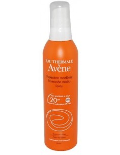 AVENE SPRAY SOLAR SPF 20 200ML