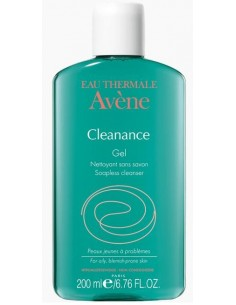 AVENE CLEANANCE GEL LIMPIADOR ACNE 200ML