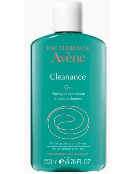 AVENE CLEANANCE GEL LIMPIADOR ACNE 200ML