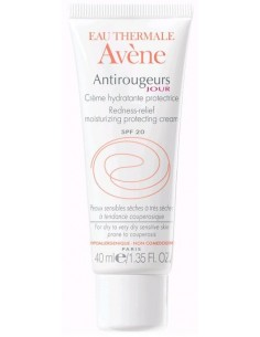 AVENE ANTI-ROJECES DIA CREMA SPF 20 40ML