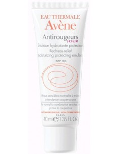 AVENE ANTI-ROJECES DIA EMULSION SPF 20 40ML