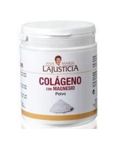 ANA MARIA LAJUSTICIA COLAGENO + MAGNESIO POLVO 350 GRS