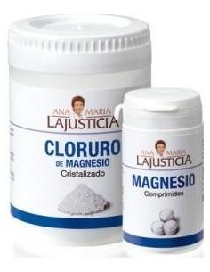 ANA MARIA LAJUSTICIA CLORURO MAGNESIO 400 GRS