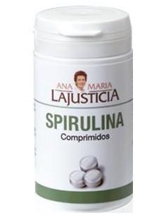 ANA MARIA LAJUSTICIA SPIRULINA 160 COMP