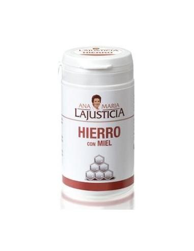 ANA MARIA LAJUSTICIA HIERRO CON MIEL 135 GRS