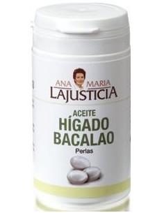 ANA MARIA LAJUSTICIA HIGADO DE BACALAO 90 PERLAS