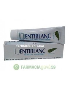 DENTIBLANC PASTA DIENTES SENSIBLES 100 ML.