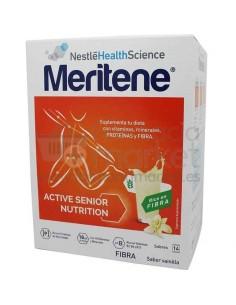 NESTLE MERITENE COMPLEMENTO NUTRICIONAL SABOR VAINILLA 15 SOBRES