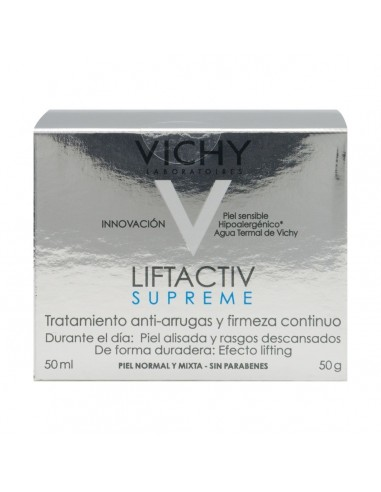 VICHY LIFTACTIV SUPREME PIEL NORMAL 50ML