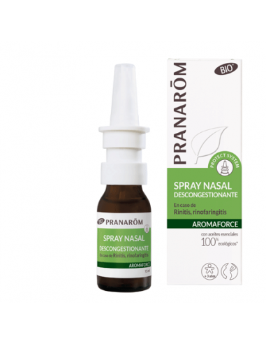 PRANAROM AROMAFORCE SPRAY NASAL BIO...