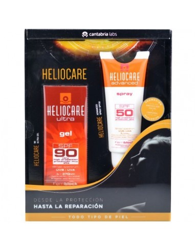 IFC HELIOCARE PACK HELIOCARE ULTRA...