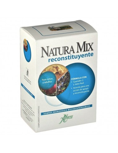 ABOCA NATURAMIX RECONSTITUYENTE 2,5 G...