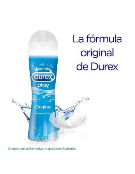DUREX PLAY LUBRICANTE ORIGINAL 50 ML