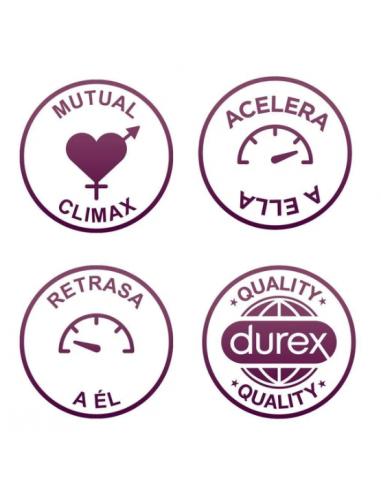 DUREX PRESERVATIVO MUTUAL CLIMAX 12 UDS