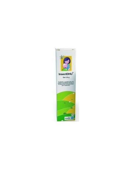DHU INSECTDHU GEL 30 ML