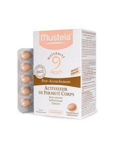 MUSTELA 9 MESES ACTIVADOR FIRMEZA CORPORAL 60 CAPS