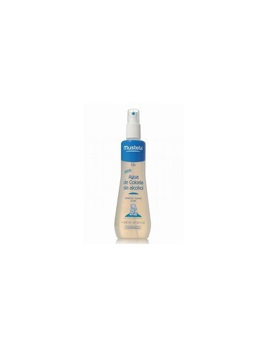 MUSTELA COLONIA BEBE SIN ALCOHOL 200 ML