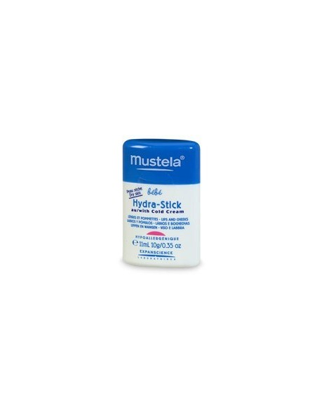 MUSTELA BEBE HYDRA STICK 11ML