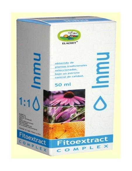 ELADIET FITOTABLET COMPLEX INMU (INMUNOBEST) 60CAPS