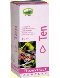 ELADIET FITOEXTRACT COMPLEX TEN 50ML