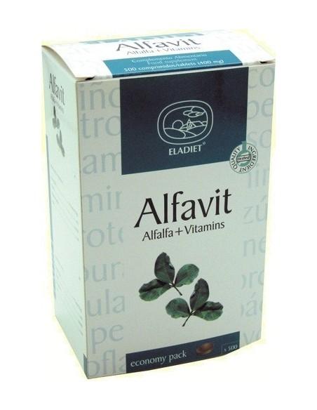 ELADIET ALFAVIT 500CAPS