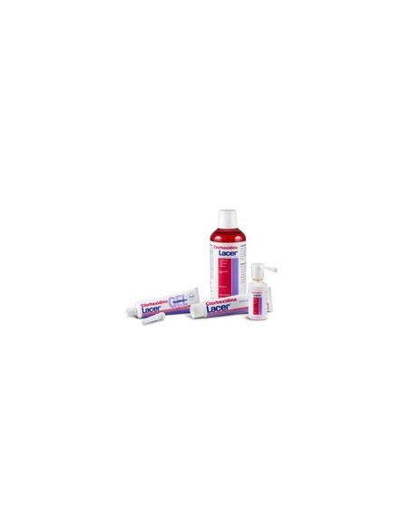 LACER CLORHEXIDINA SPRAY 40ML