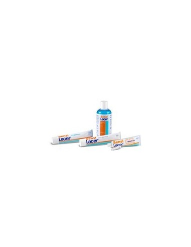SENSILACER GEL DENTIFRICO 125 ML