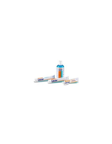 LACER SENSILACER GEL DENTÍFRICO 125ML