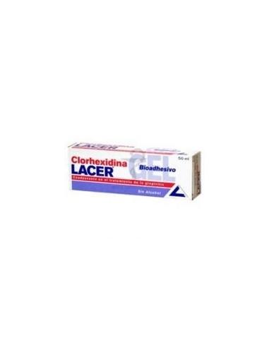 clorhexidina lacer gel uso